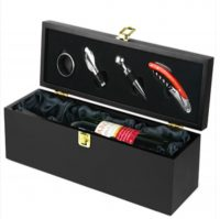 Wine Bottle Box & Accessories