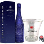 Taittinger Nocturne 75 CL In Gift Box, Ice Bucket & Stopper
