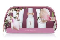 Ted Baker FLORAL BLISS WHITE Mini Beauty Bag Gift