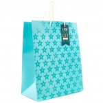 Medium Blue Starry Gift Bag – A Special Gift Just For You